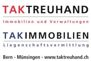 TAK Treuhand AG: Haldenstrasse 8; 3110 Münsingen; Telefon 031 336 53 65